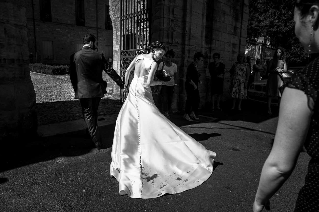 Photographe Mariage Montpellier Cathédrale Lodève