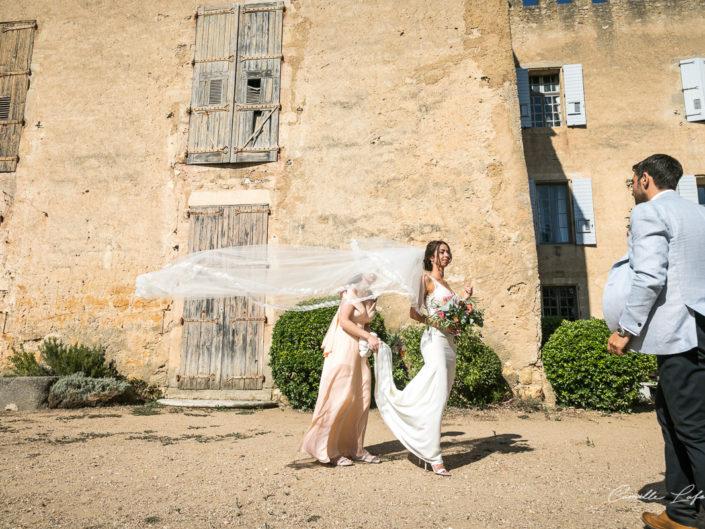 Mariage au Domaine de Ribaute à Béziers
