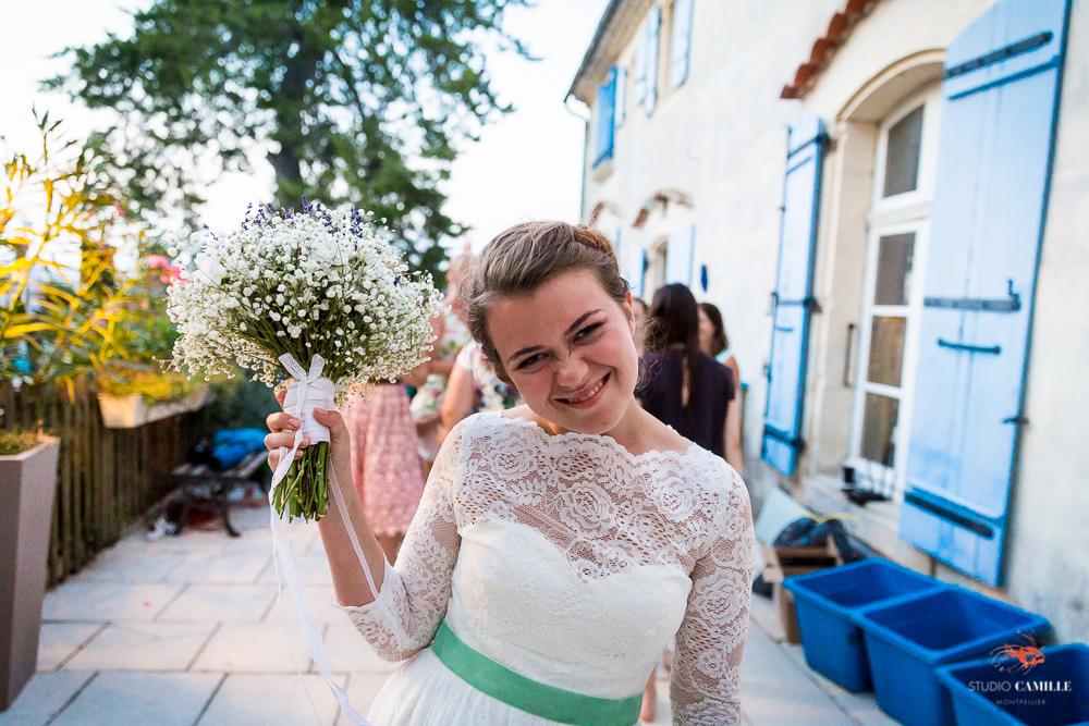 International wedding photographer Beziers Aix en Provence