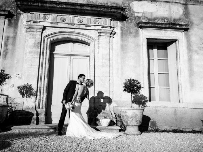 Mariage au Château de Flaugergues – Cérémonie laïque dans la Bambouseraie