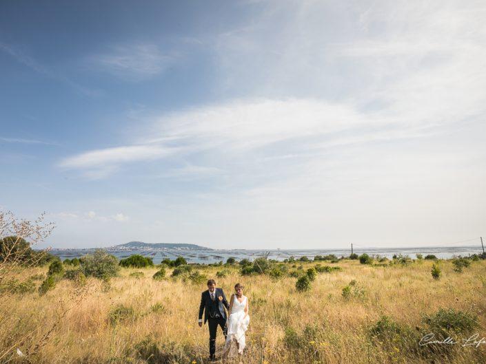 Mariage au Domaine Fon de Rey à Pomérols