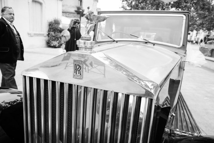 photographe-mariage-montpellier-rolls-royce