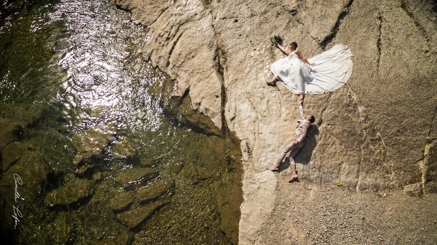 photographe-mariage-montpellier-DRONE