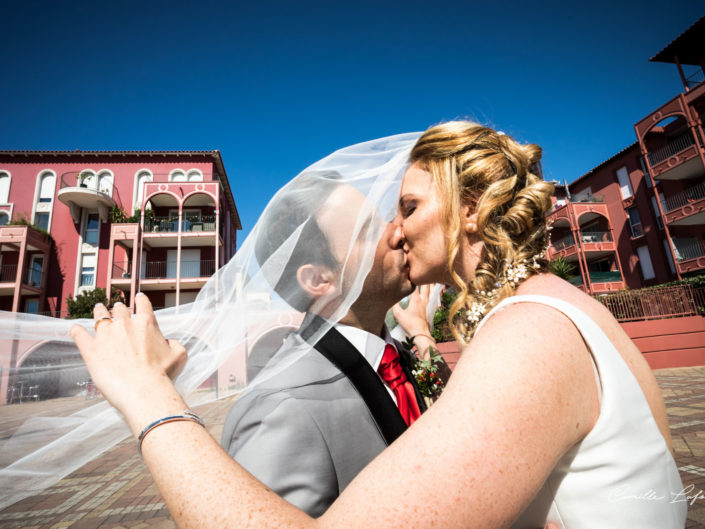 Mariage au Domaine des Moures. Photographe mariage Montpellier