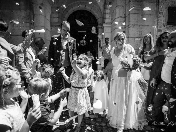 Photographe de mariage à Montpellier. Reportage vers Pic Saint Loup et Aumelas