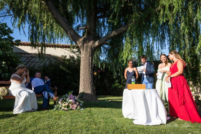 photographe mariage béziers clos maussanne