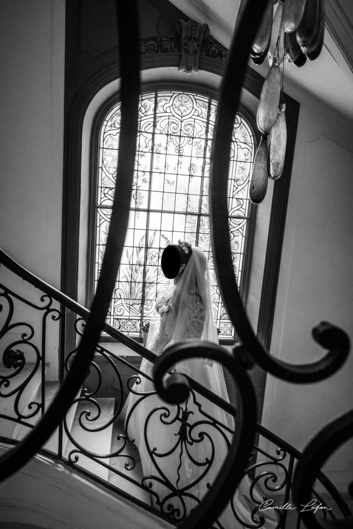 photographe-mariage montpellier cheval domaine biar