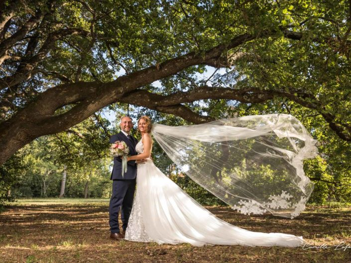 Mariage au Domaine de Ribaute – Wedding photographer in Béziers and Montpellier, France