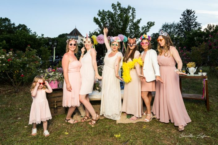 photographe mariage montpellier photobooth aumelas
