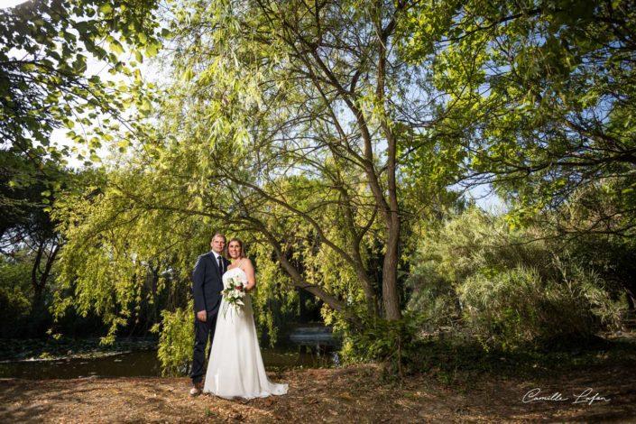 photographe mariage montpellier domaine malherbes