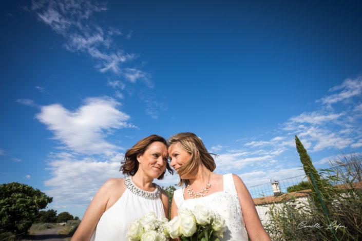 photographe mariage montpellier vic la gardiole mas neuf